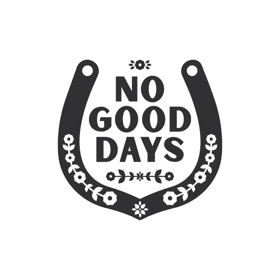 No Good Days Logo