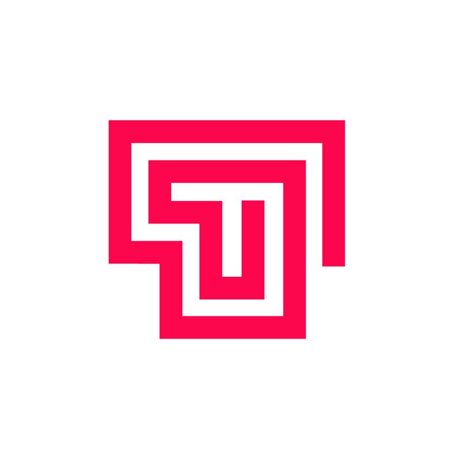Letter T / Spiral