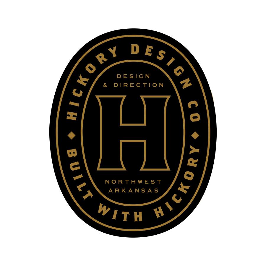HICKORY DESIGN CO. BADGE