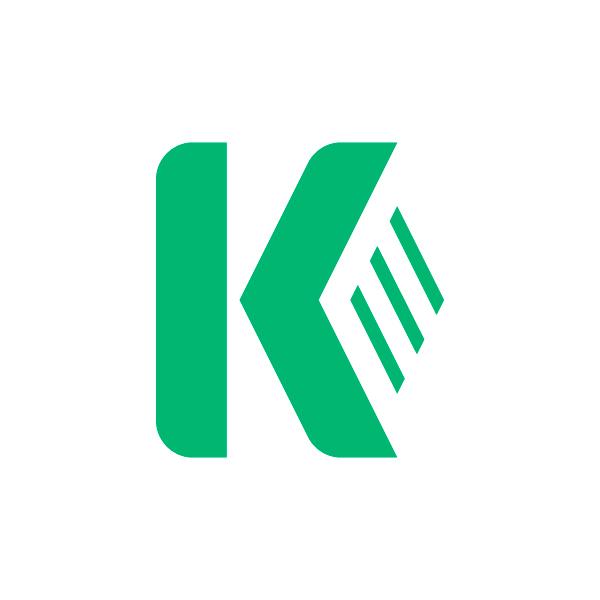 Keywords Letter K Logo