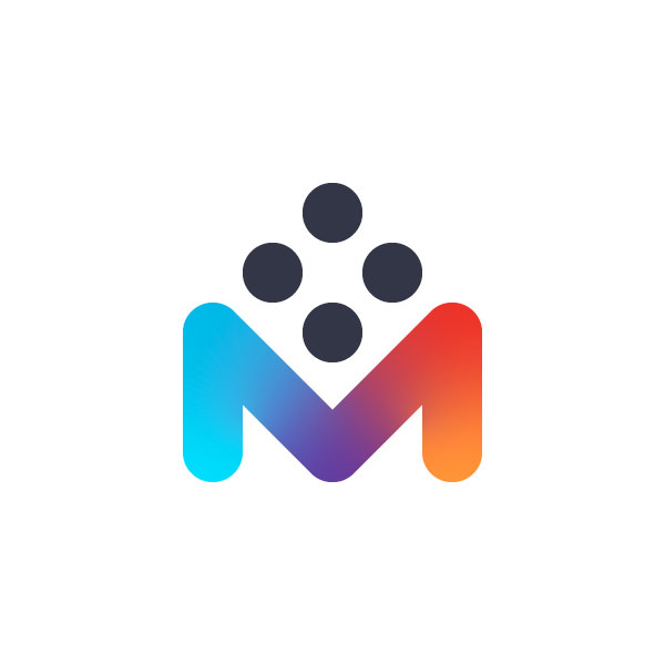 Mergg M Logo