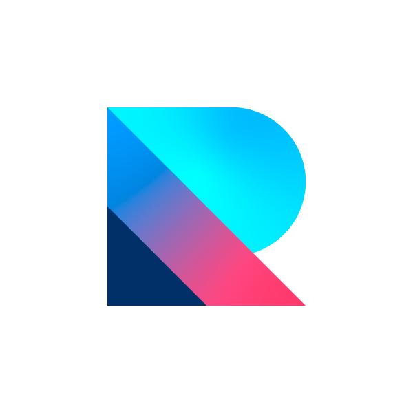 Radio Letter R Logo