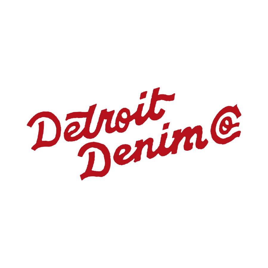Detroit Denim Tag