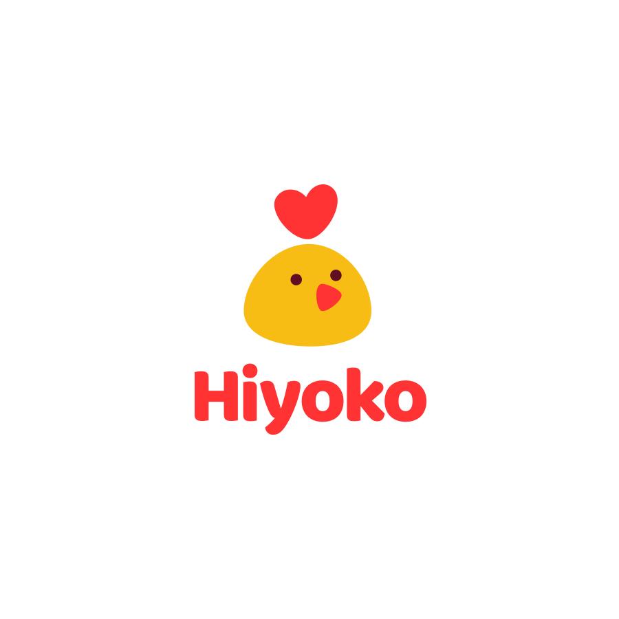Hiyoko logo design by logo designer Yana Uglitskikh for your inspiration and for the worlds largest logo competition