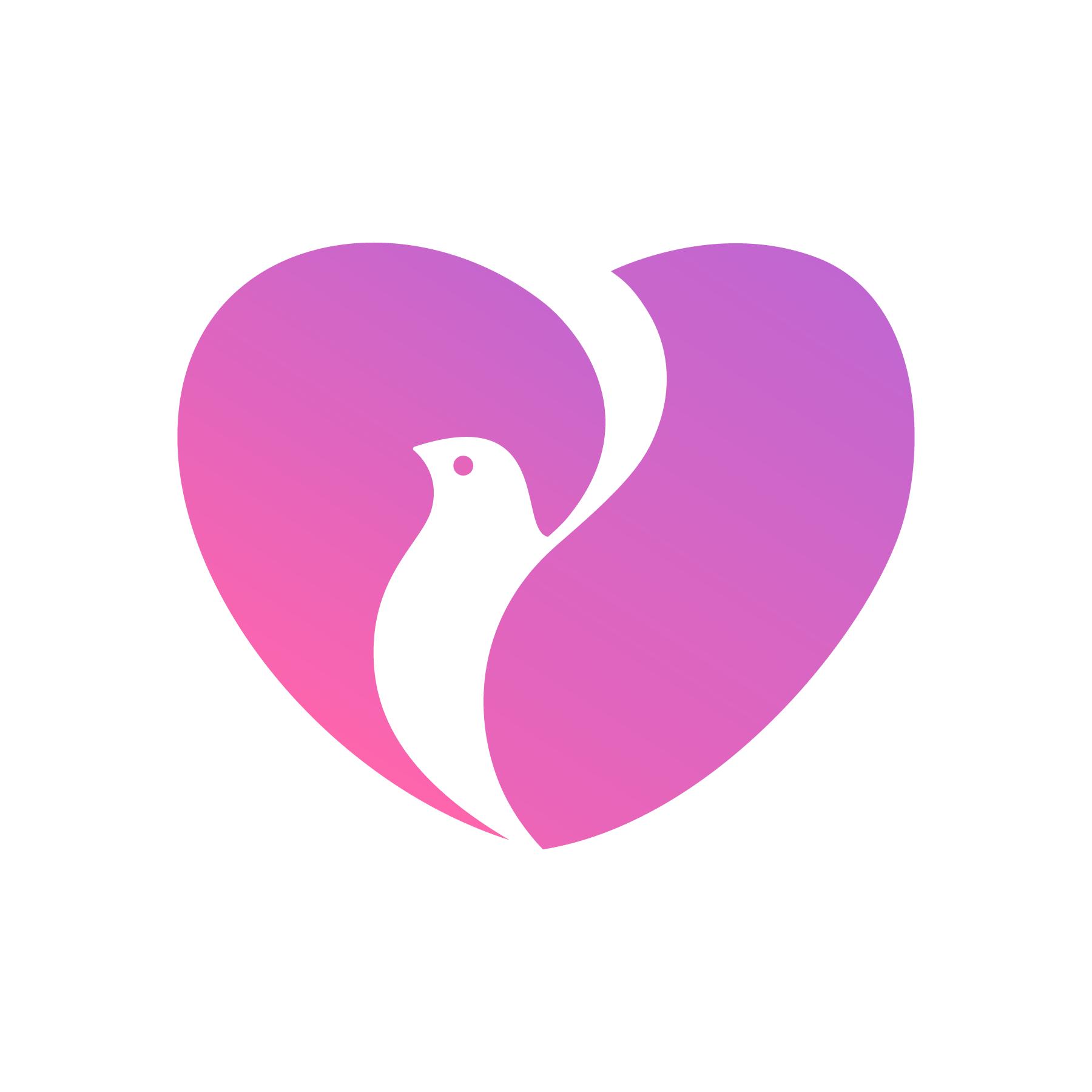 Pigeon Love | Logo concept