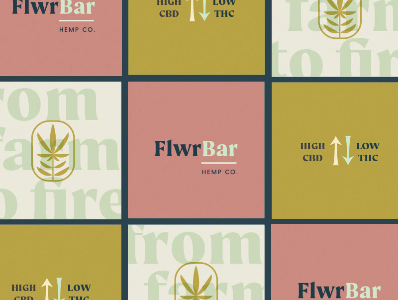 FlwrBar Branding