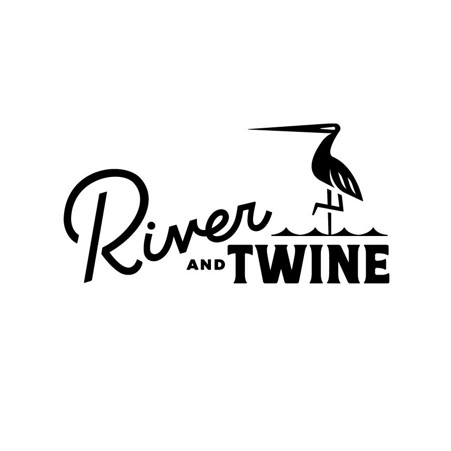 River & Twine Primary Logo