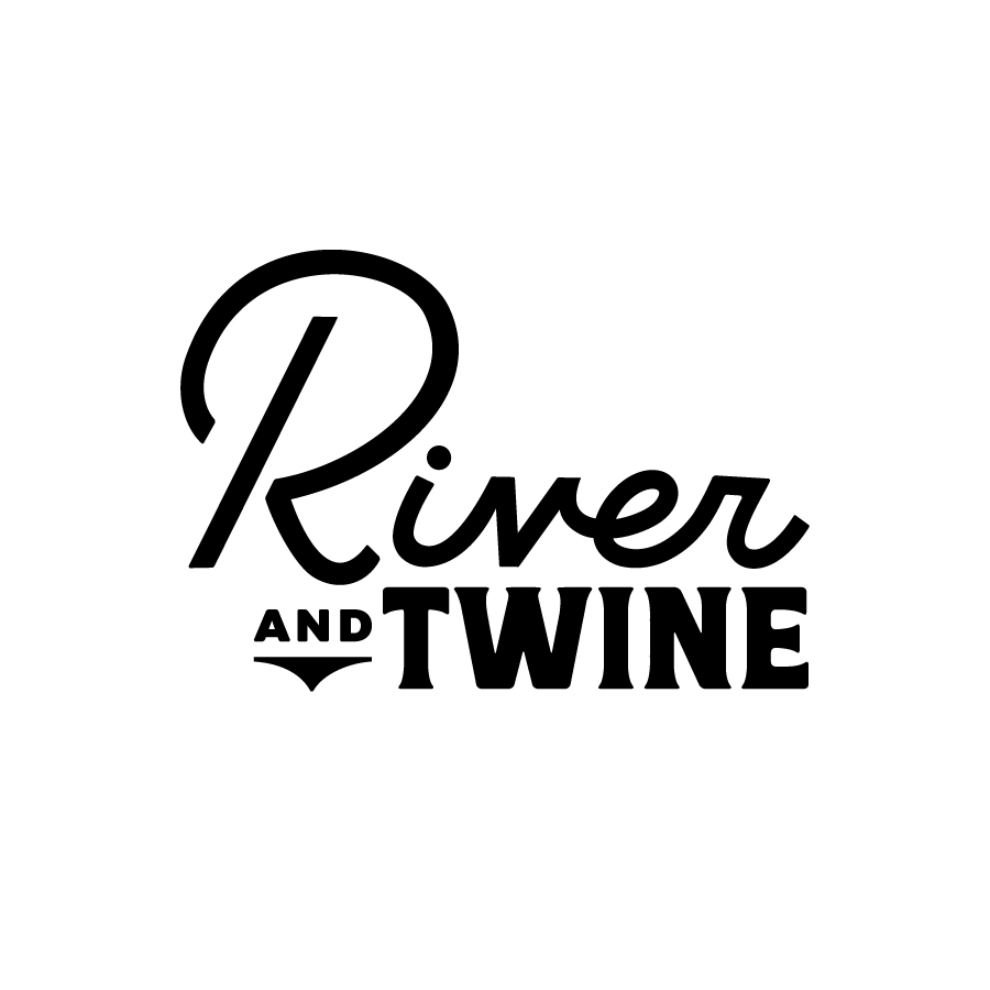 River & Twine Secondary Logo
