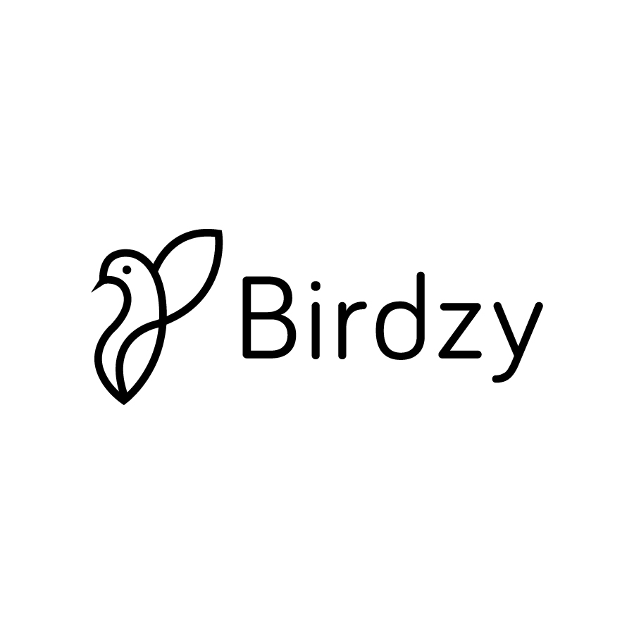 Birdzy logo for NGO