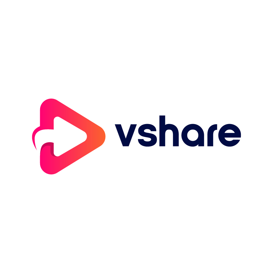 video sharing app logo