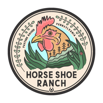 Horse Shoe Ranch Badge