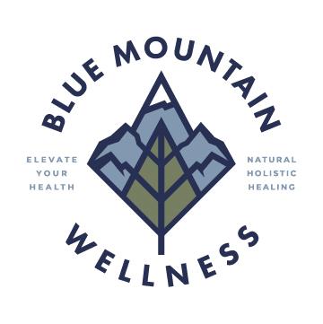 Blue Mountain Wellness Logo