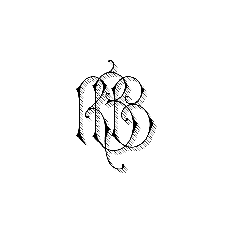 R/B/B Monogram