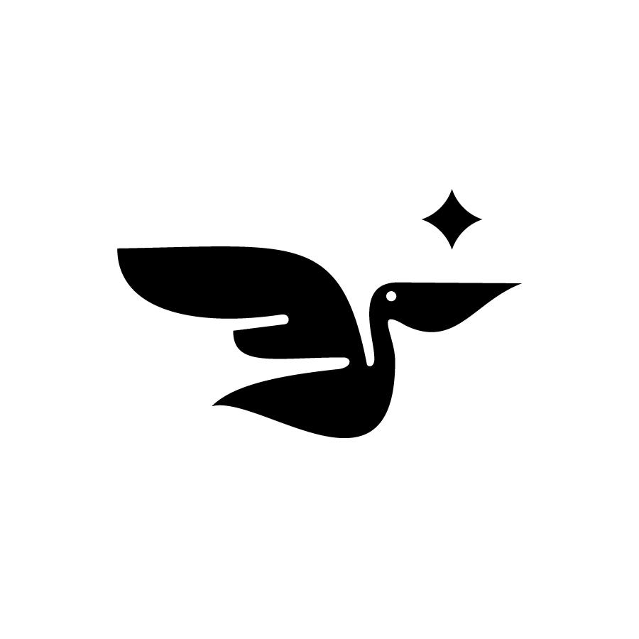 Pelican guiding star