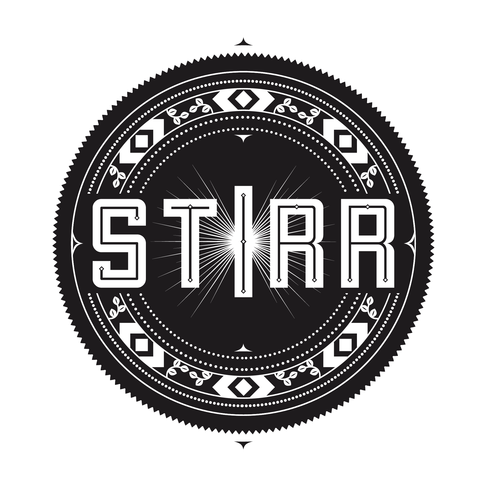 Stirr-Badge