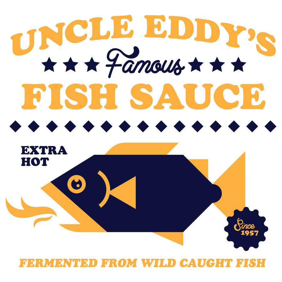 Uncle Eddy's Famous FIsh Sauce