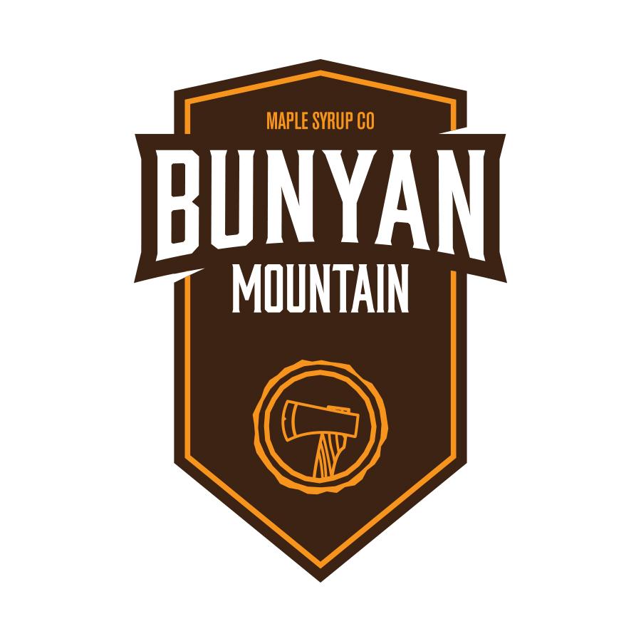 Bunyan Mountain (badge)