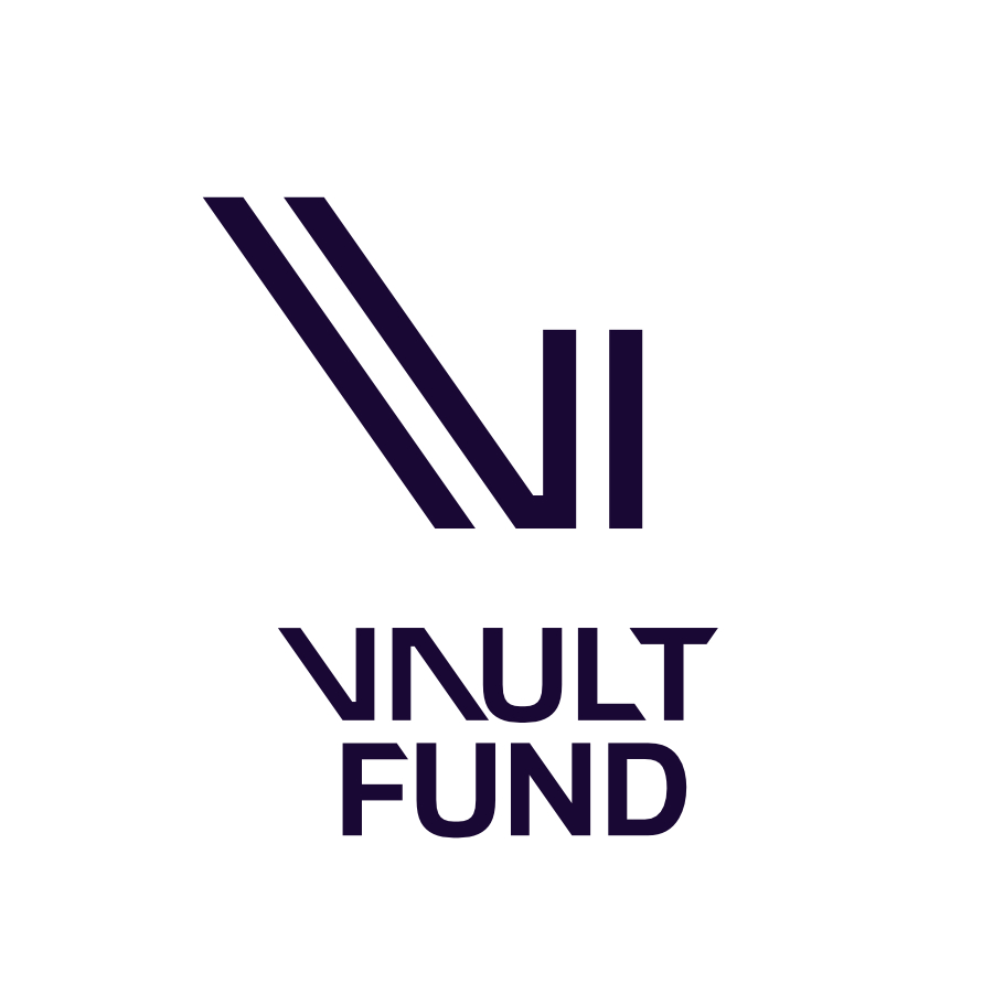Vault Fund - stacked version logo design by logo designer zeropoint7 Studio for your inspiration and for the worlds largest logo competition