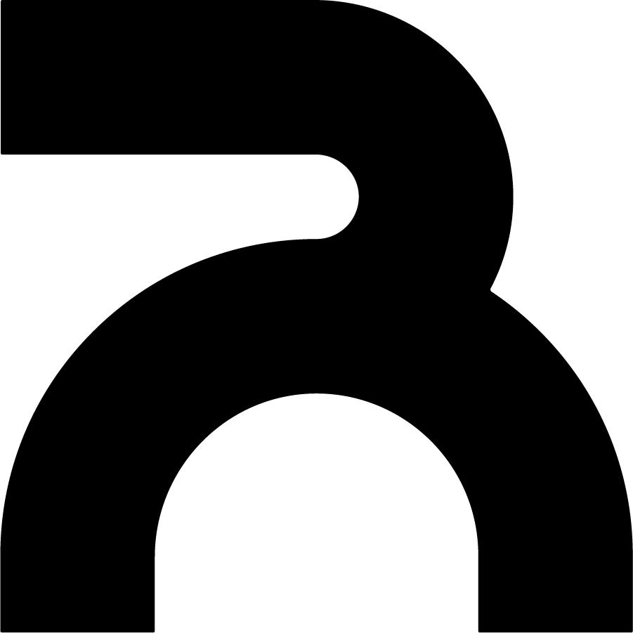 R lettermark