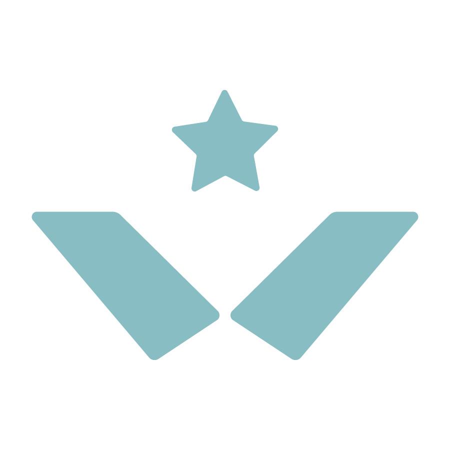 Blue Collar Icon