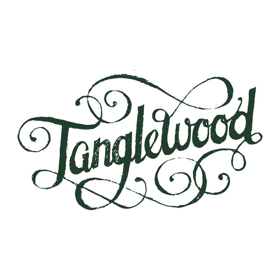 Tanglewood Script Logo