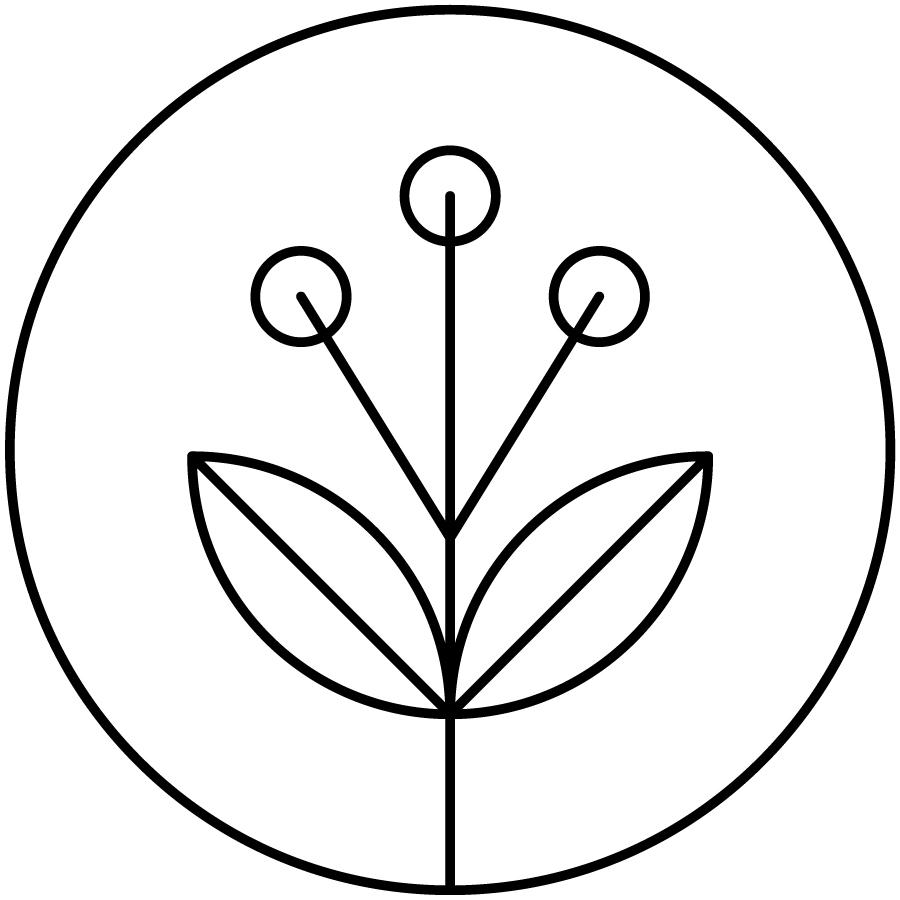 Floral mark