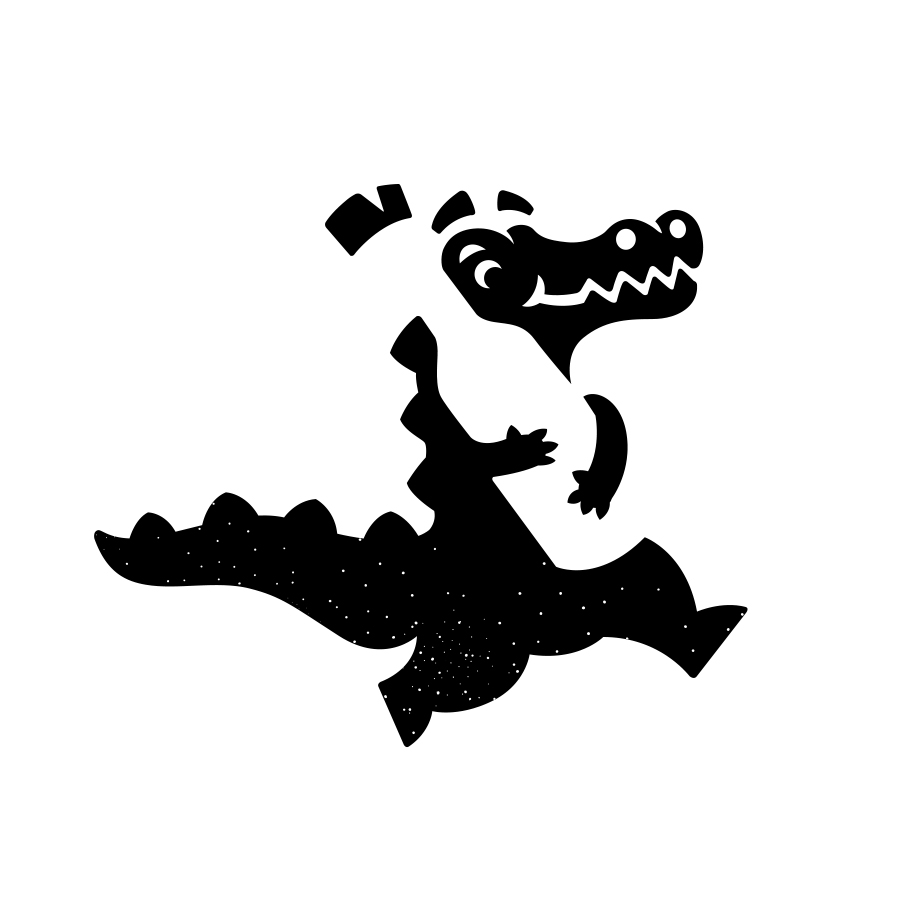 Crocodile tears logo design by logo designer AndriiKovalchuk for your inspiration and for the worlds largest logo competition