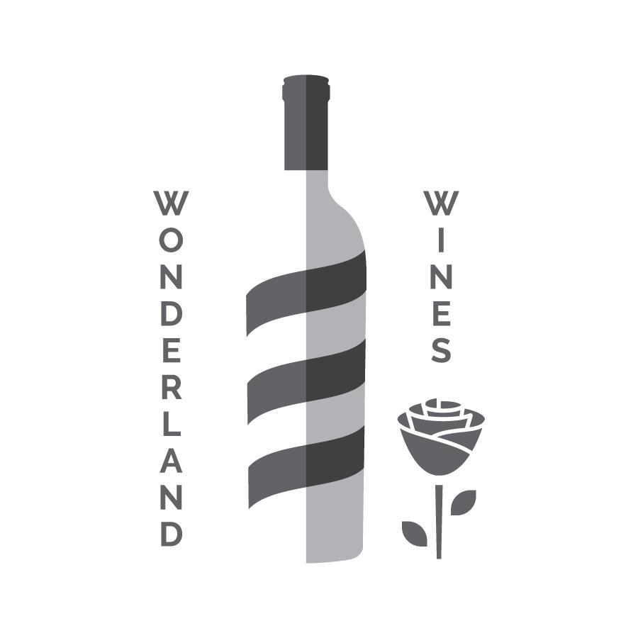 Wonderland Wines Bottle