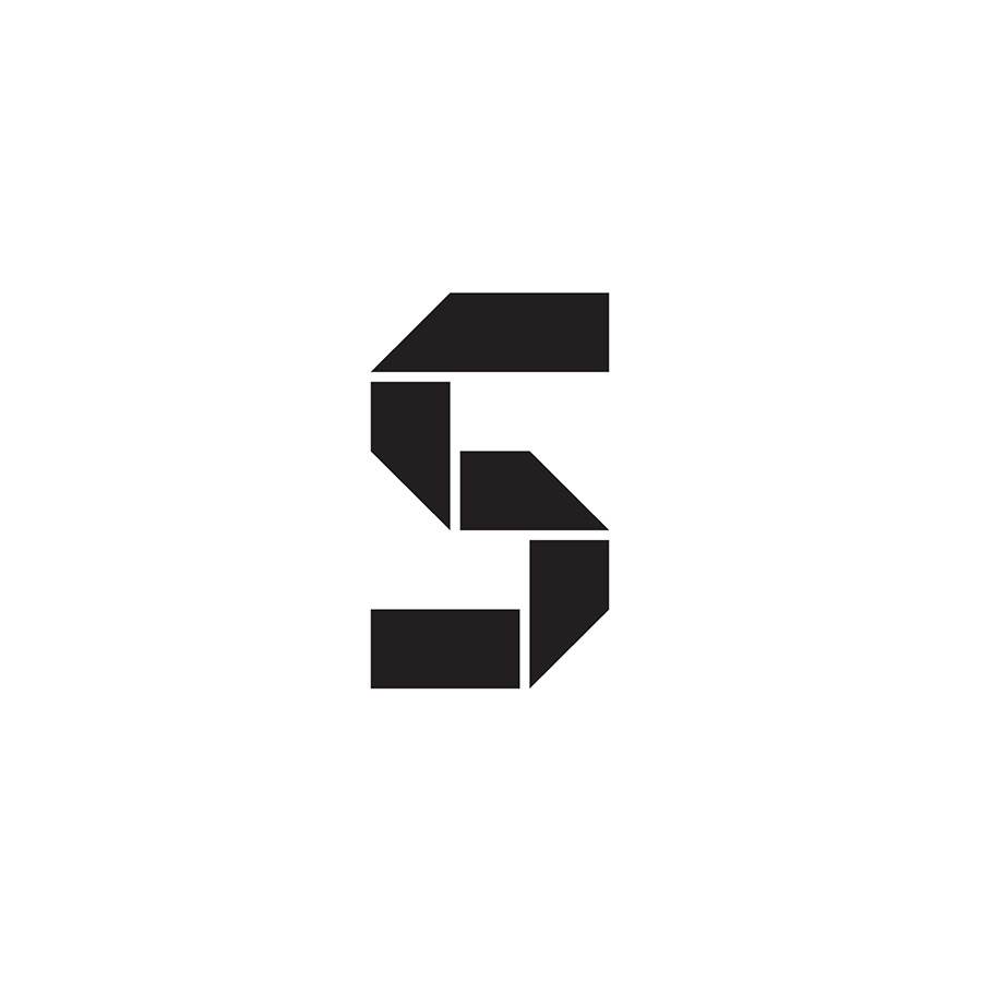 folded s logo design by logo designer Cooperbility for your inspiration and for the worlds largest logo competition