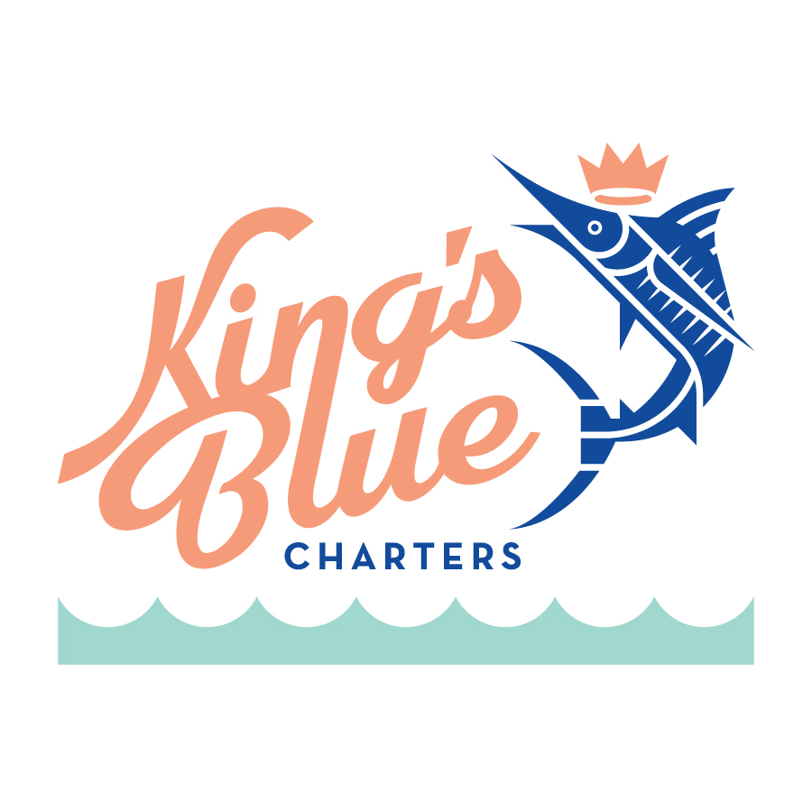 King's Blue Charters Logo