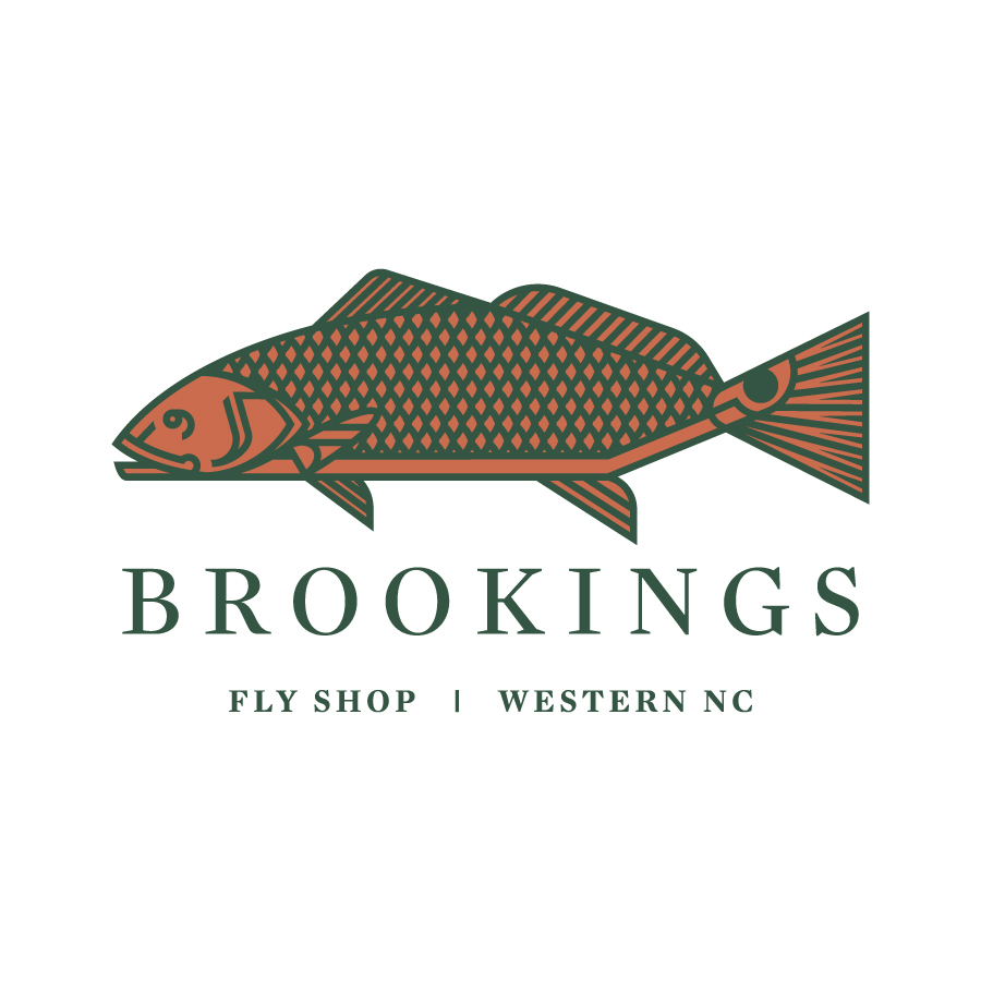 Brookings Red Drum Logo