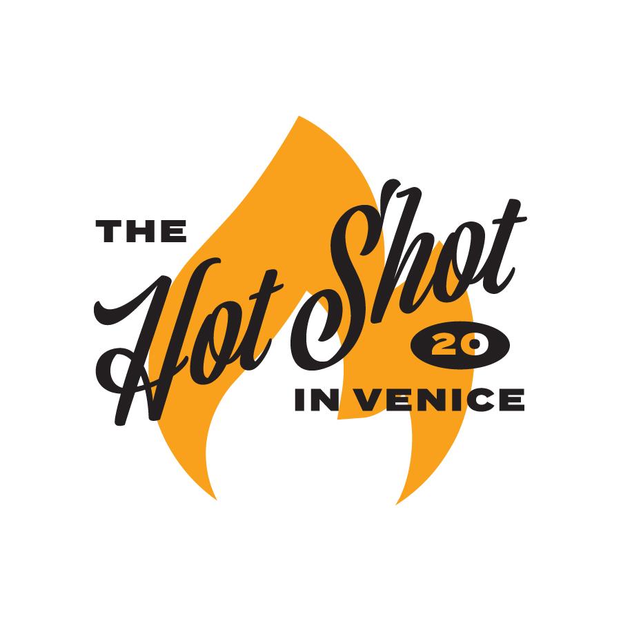 Hot Shot Fire Badge