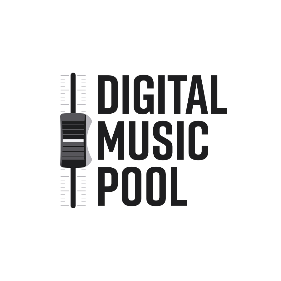 Digital Music Pool - Combination Mark