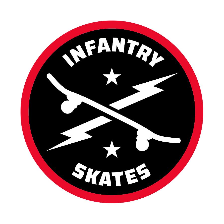 Infantry Skates Logo