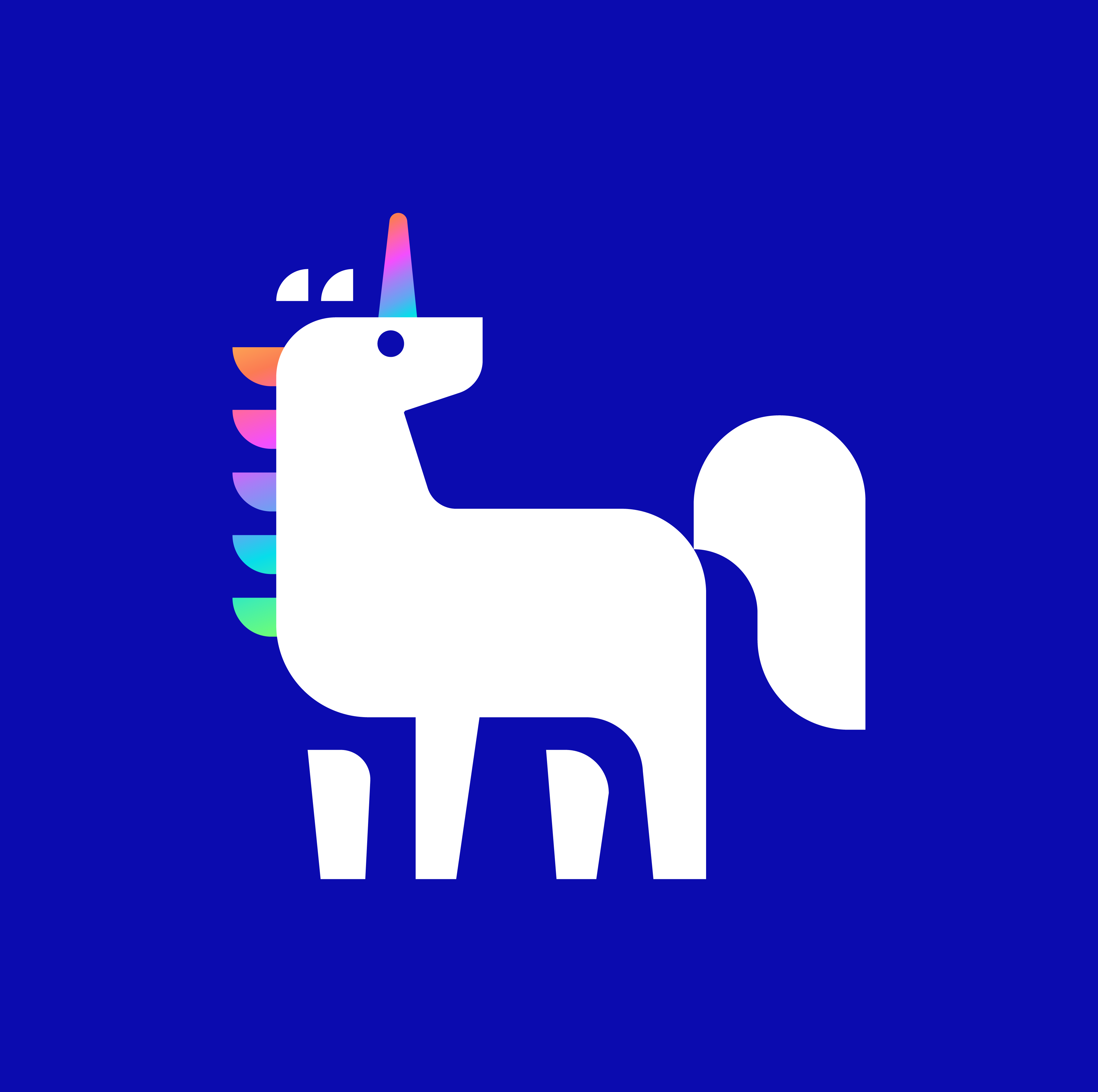 Unicorn logo design by logo designer logorilla for your inspiration and for the worlds largest logo competition