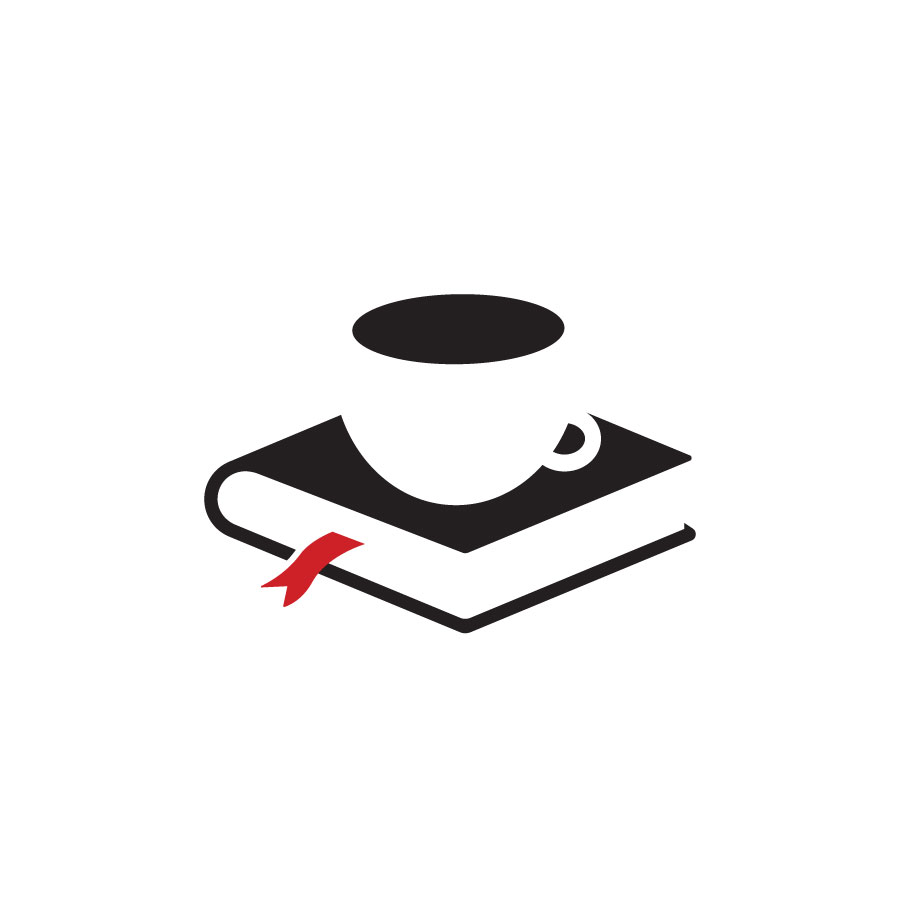 Coffee Book logo design by logo designer Ali Aljilani for your inspiration and for the worlds largest logo competition