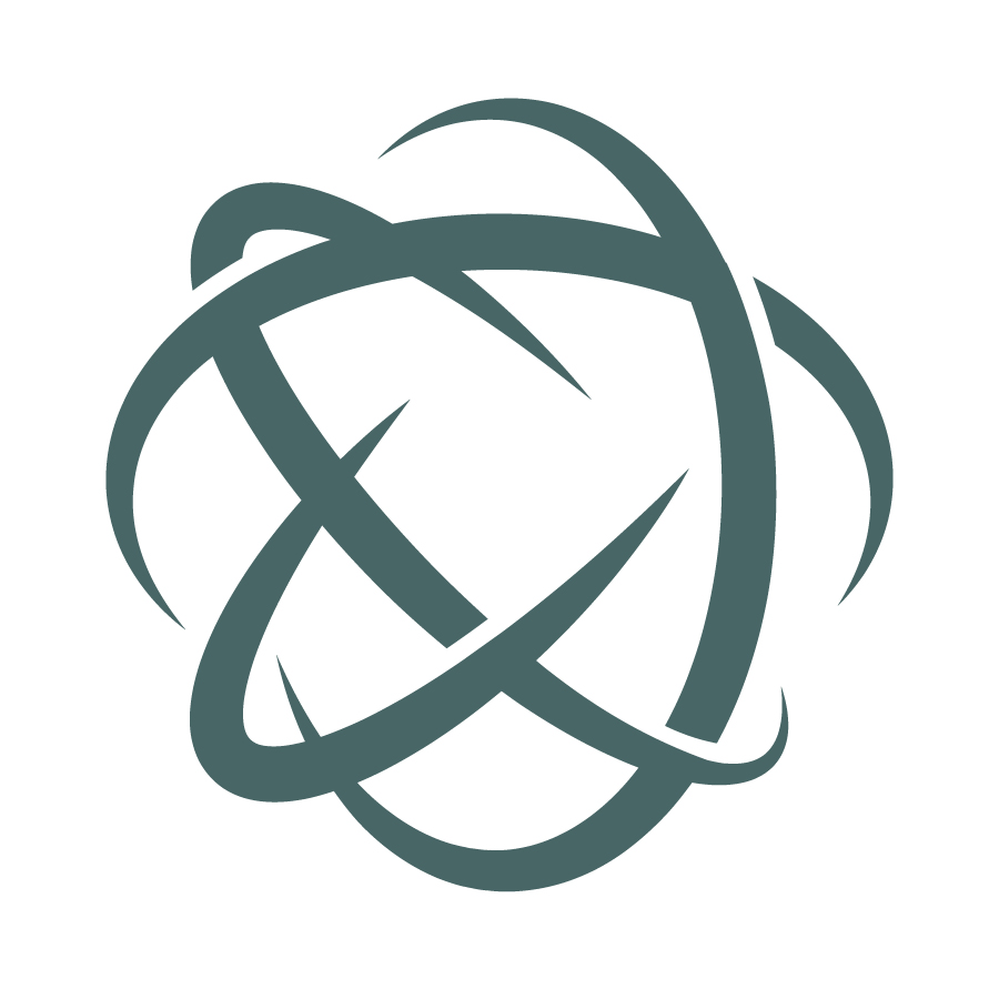 Orbium Travel Globe Logomark 2