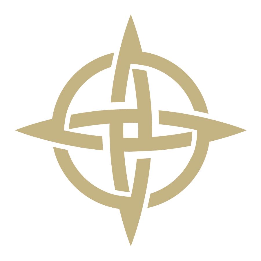 Orbium Travel Compass Logomark 2