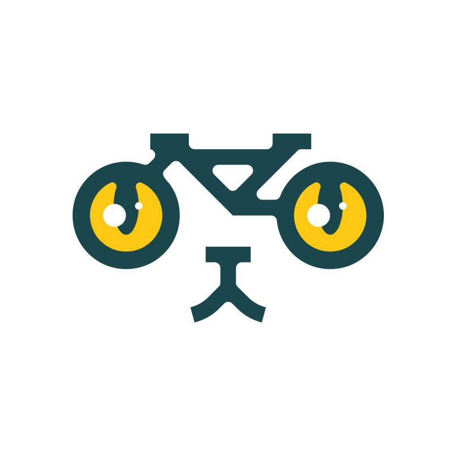 Bicycle Cat