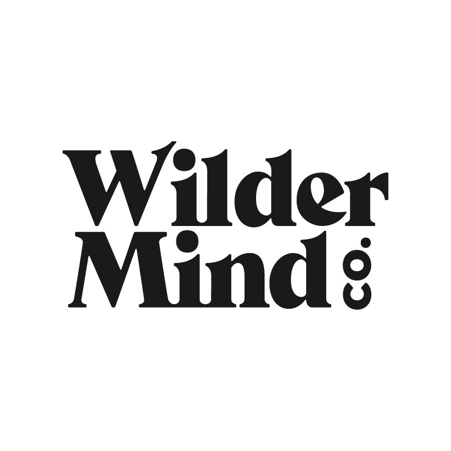 Wilder Mind Co. Stacked Lockup