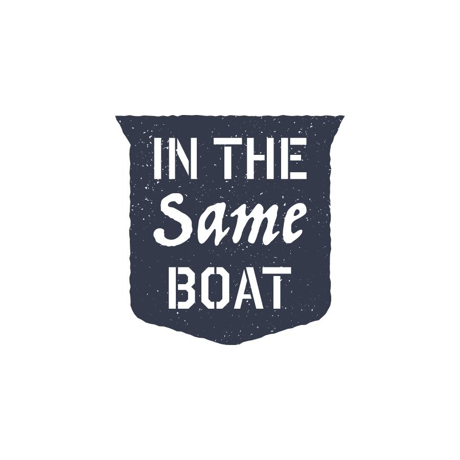 In The Same Boat Logo