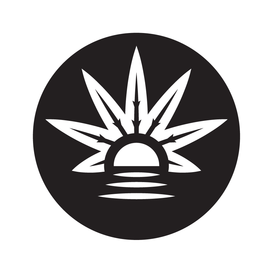 Pacific Gold Cannabis Icon