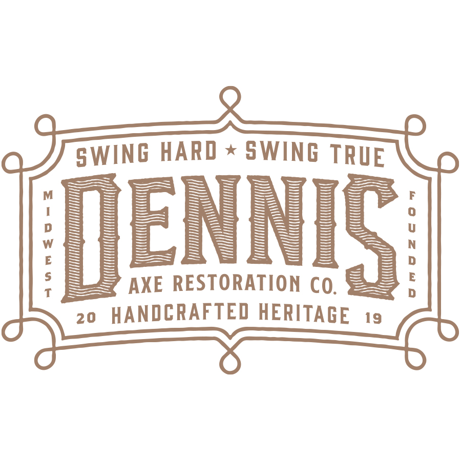Dennis Axe Badge