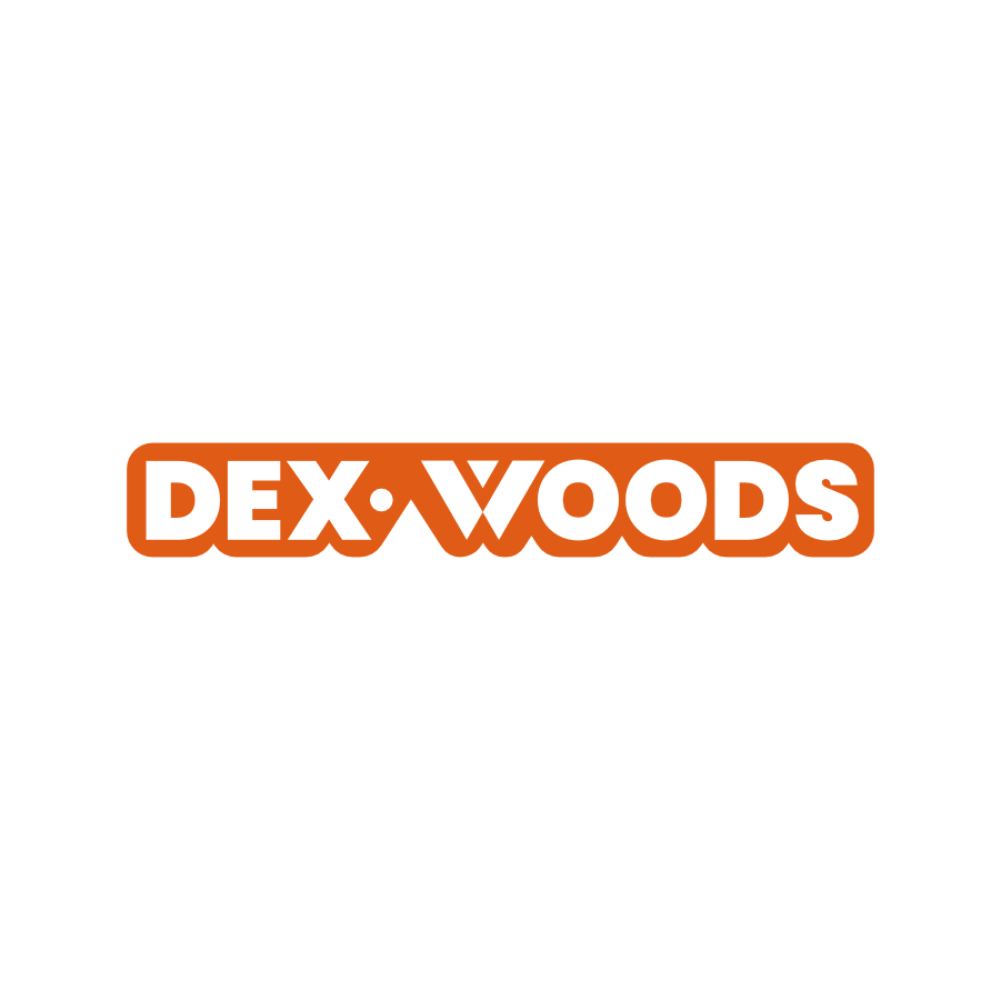 DEX WOODS  logo design by logo designer StepWise Design for your inspiration and for the worlds largest logo competition