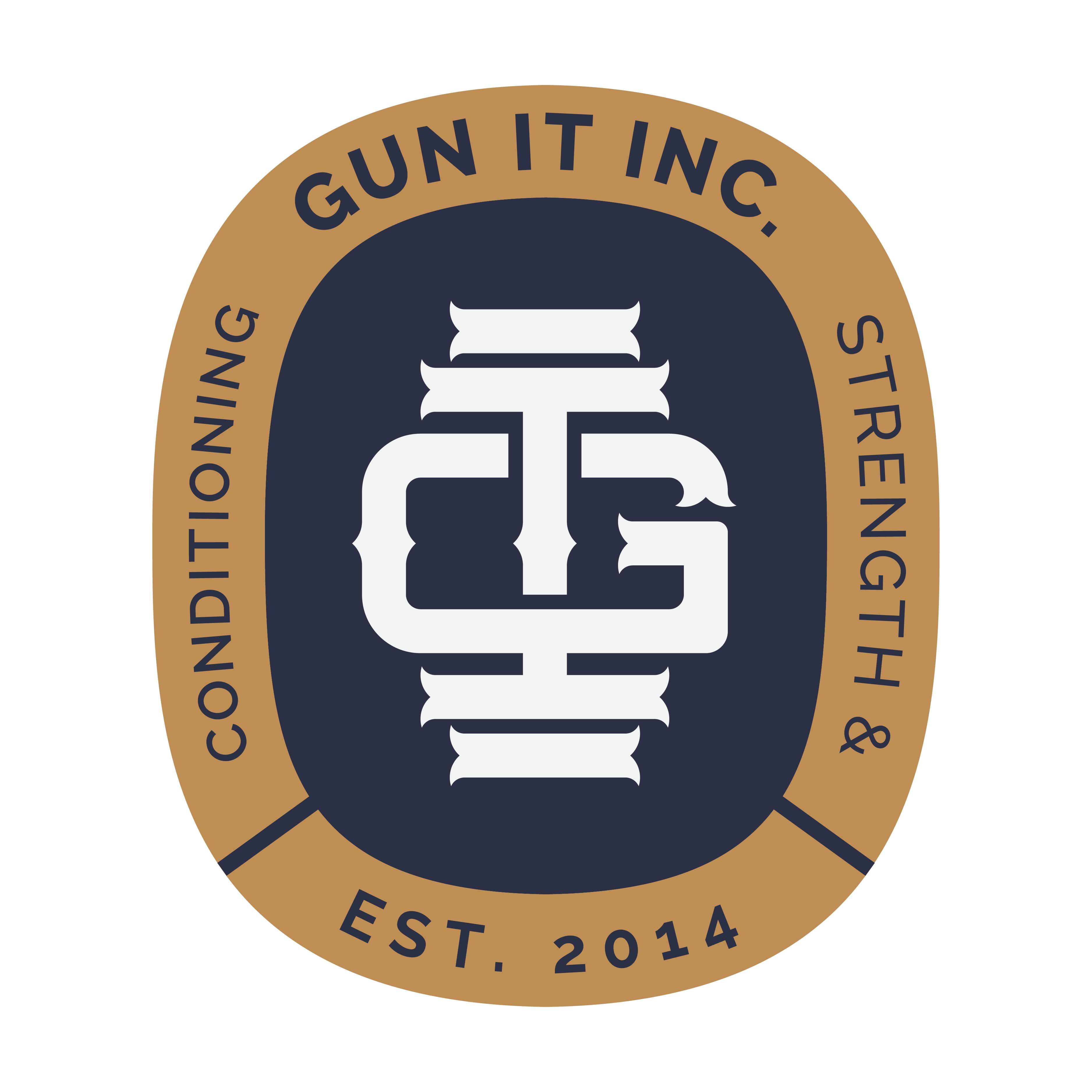 Gun It Incorporated - Badge