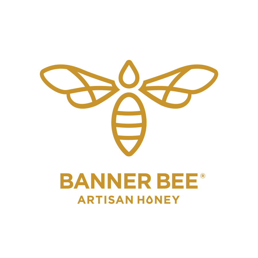 Banner Bee Artisan Honey
