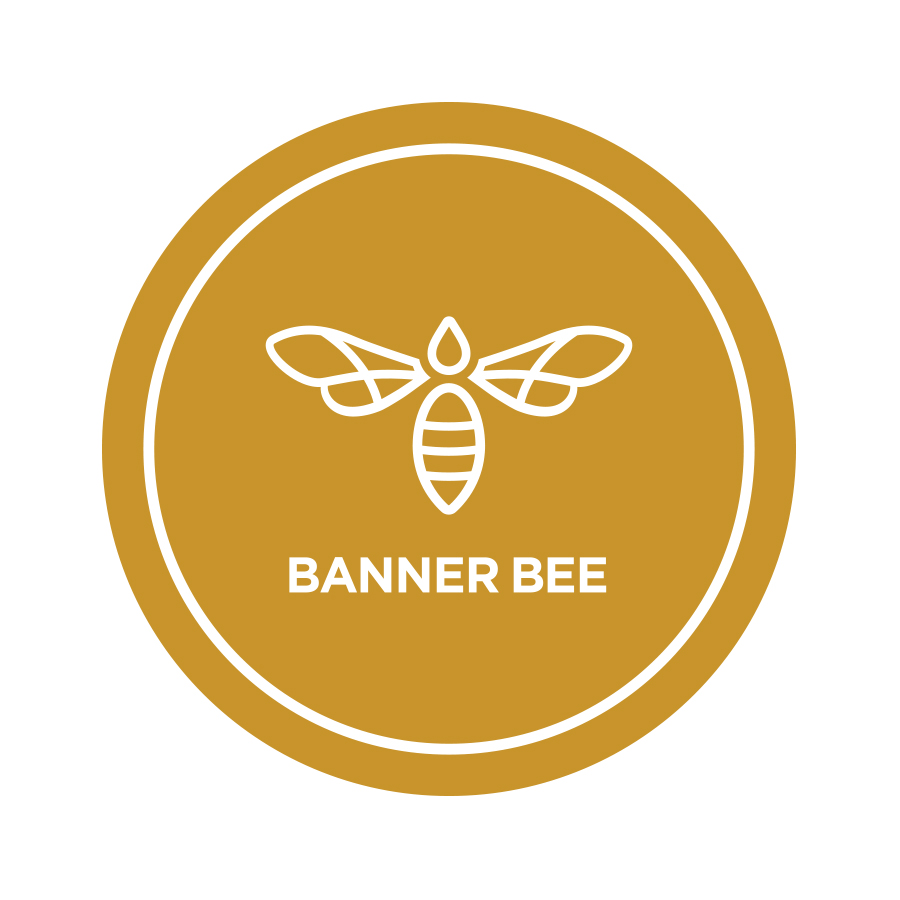 Banner Bee Seal