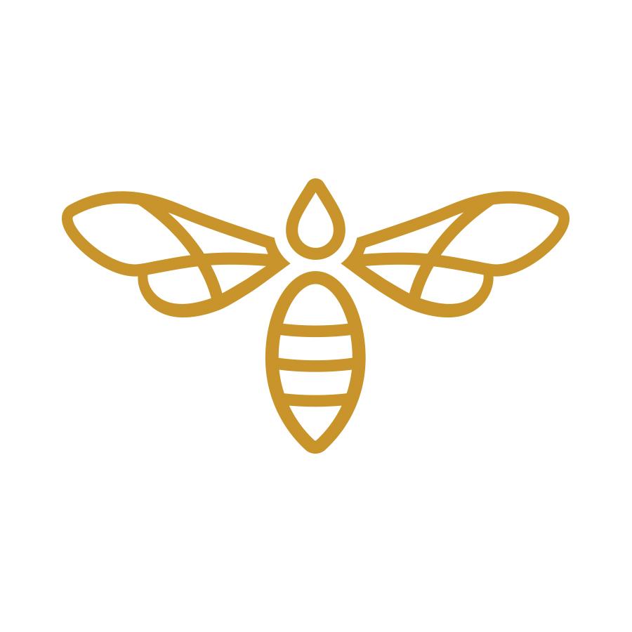 Banner Bee Brandmark