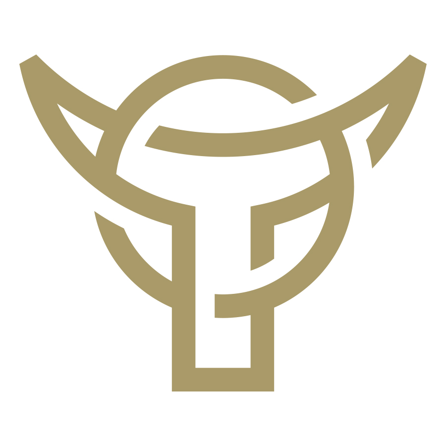 Peace de Tauro Brandmark