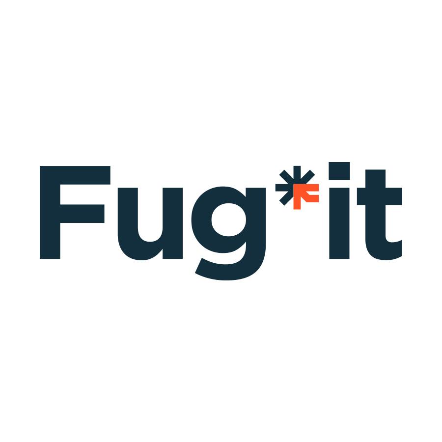 Fugit Wordmark logo design by logo designer Kanhaiya Sharma for your inspiration and for the worlds largest logo competition
